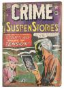 CRIME SUSPENSTORIES No. 1