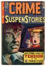 CRIME SUSPENSTORIES No. 27