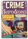 CRIME SUSPENSTORIES No. 7