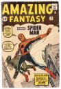 AMAZING FANTASY No. 15 (Signed by Stan Lee)