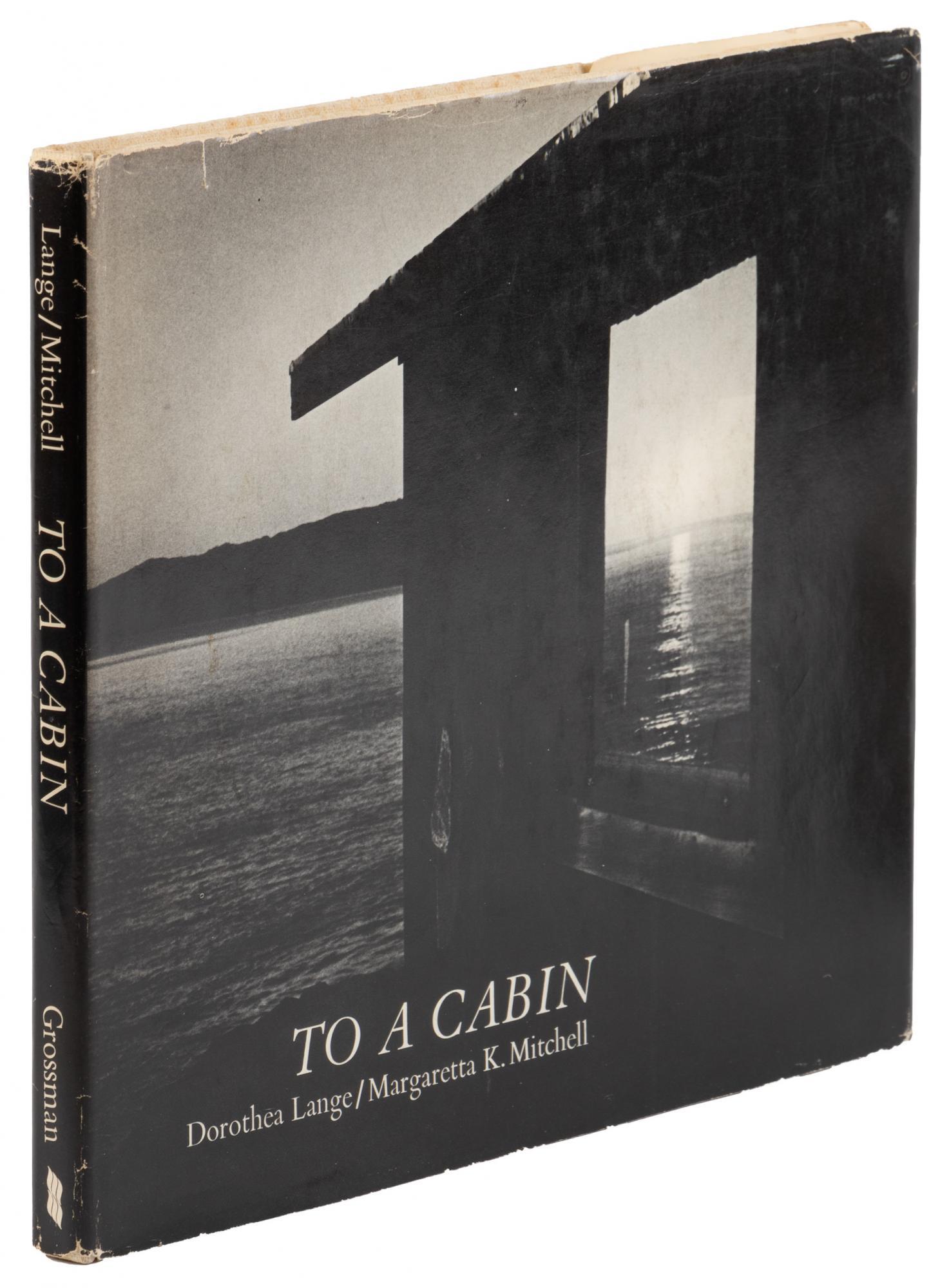 Dorothea Lange, To a Cabin in jacket