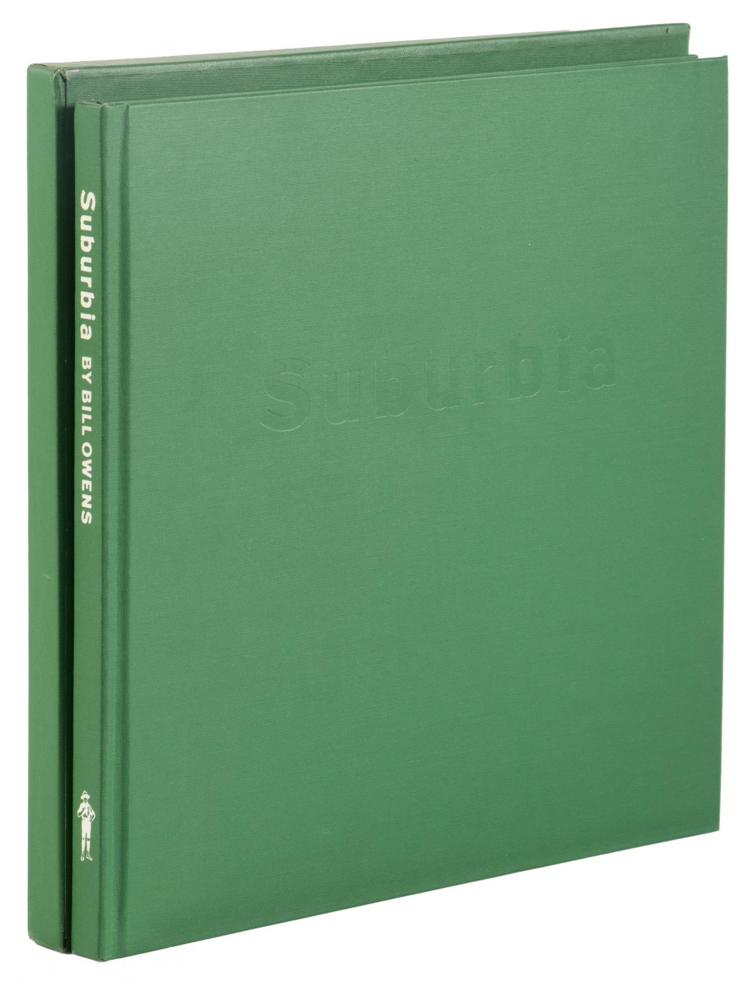 Suburbia, first edition in slipcase