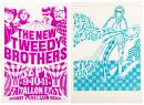 Two New Tweedy Brothers concert posters