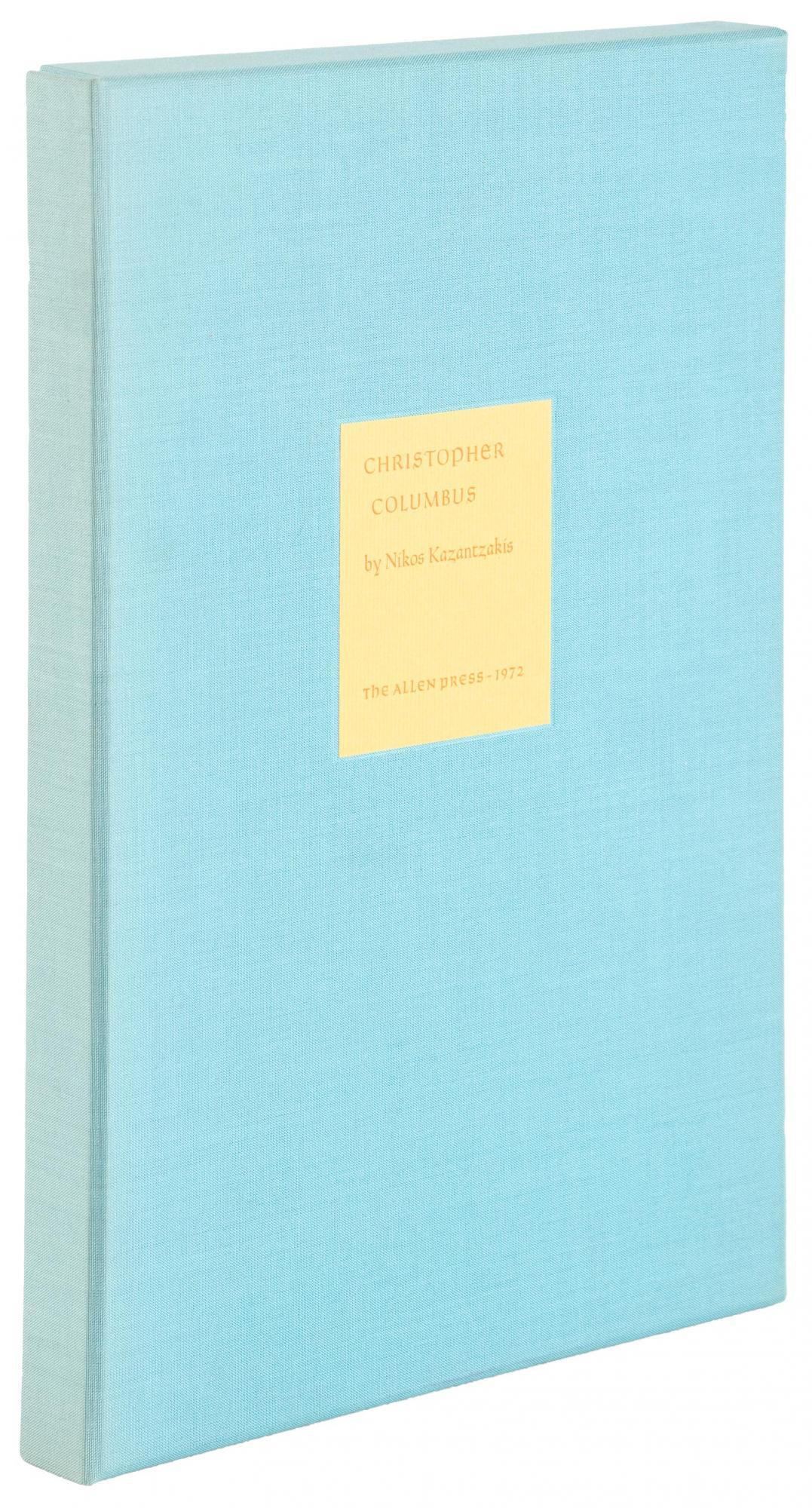 Fine Press - Fine Bindings - Fine Books