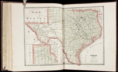 Cram's Unrivaled Family Atlas of the World