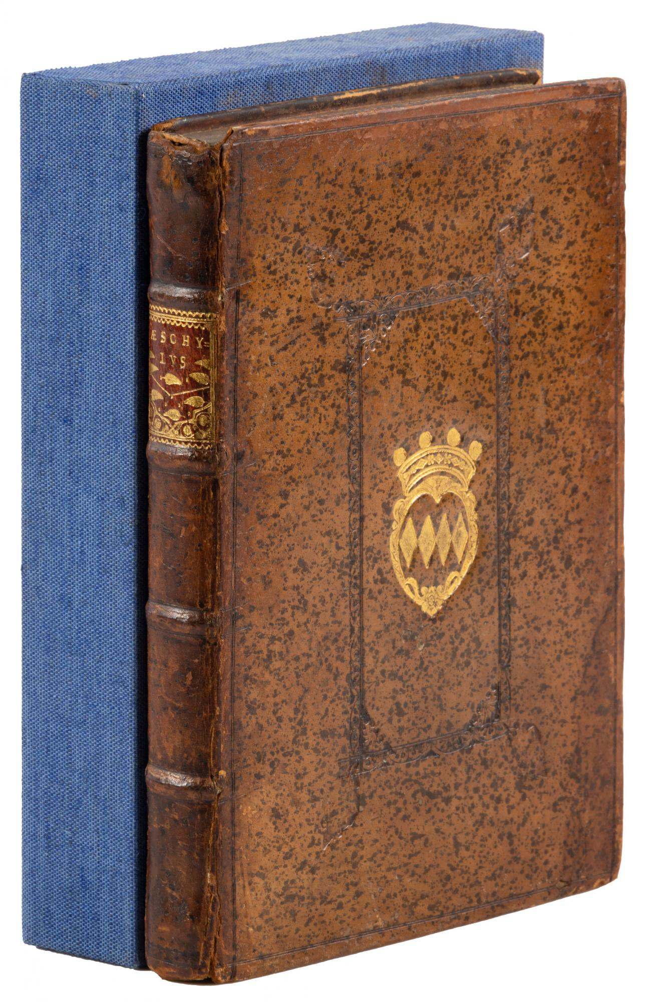 Antiquarian Books with Manuscripts and Food & Drink
