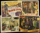 Sixteen miscellaneous lobby cards for western films