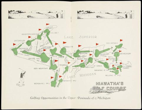 For Those Who Golf: Hiawatha's Golf Course Giving Golfing Opportunities in...