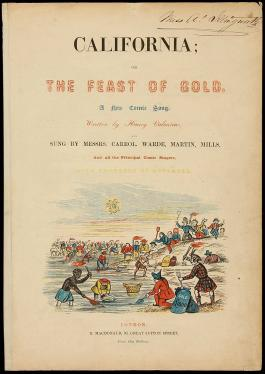 California; or, The Feast of Gold