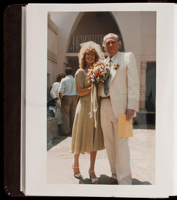 Photographs Of Charles Bukowski And Linda Lee Beighle S