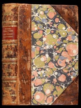 Three Treatises. The First Concerning Art. The Second Concerning Music...