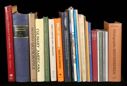 Lot of 22 Food & Drink reference volumes