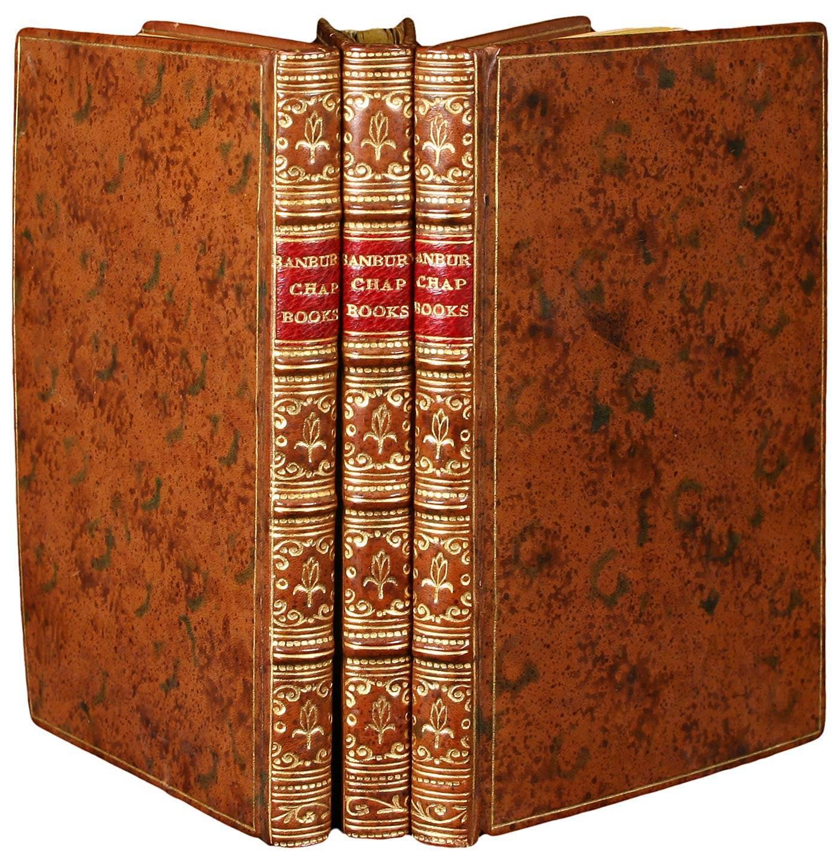 16 Banbury Chap Books Bound in 3 Volumes - Price Estimate