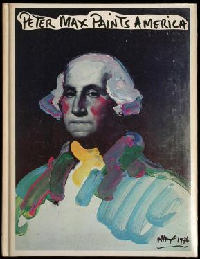 Peter Max Paints America