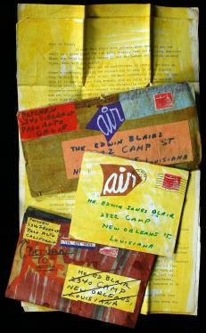 Patchen Painting Show: large collection of letters between the Patchens to...